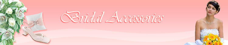 Fall Bridal Accessories at Bridal Accessories